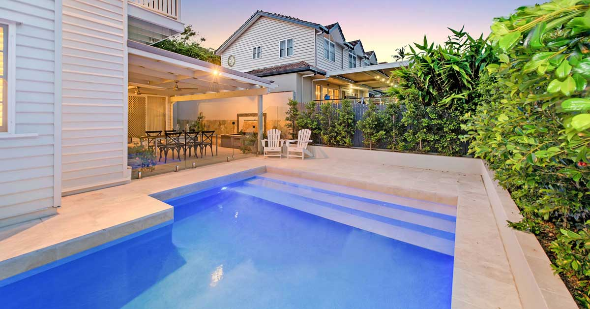 environ pools, pool building myths busted